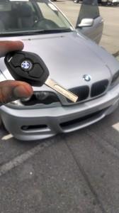 BMW Duplicate Key