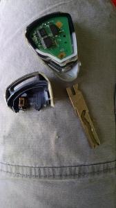 Porsche Remote Key