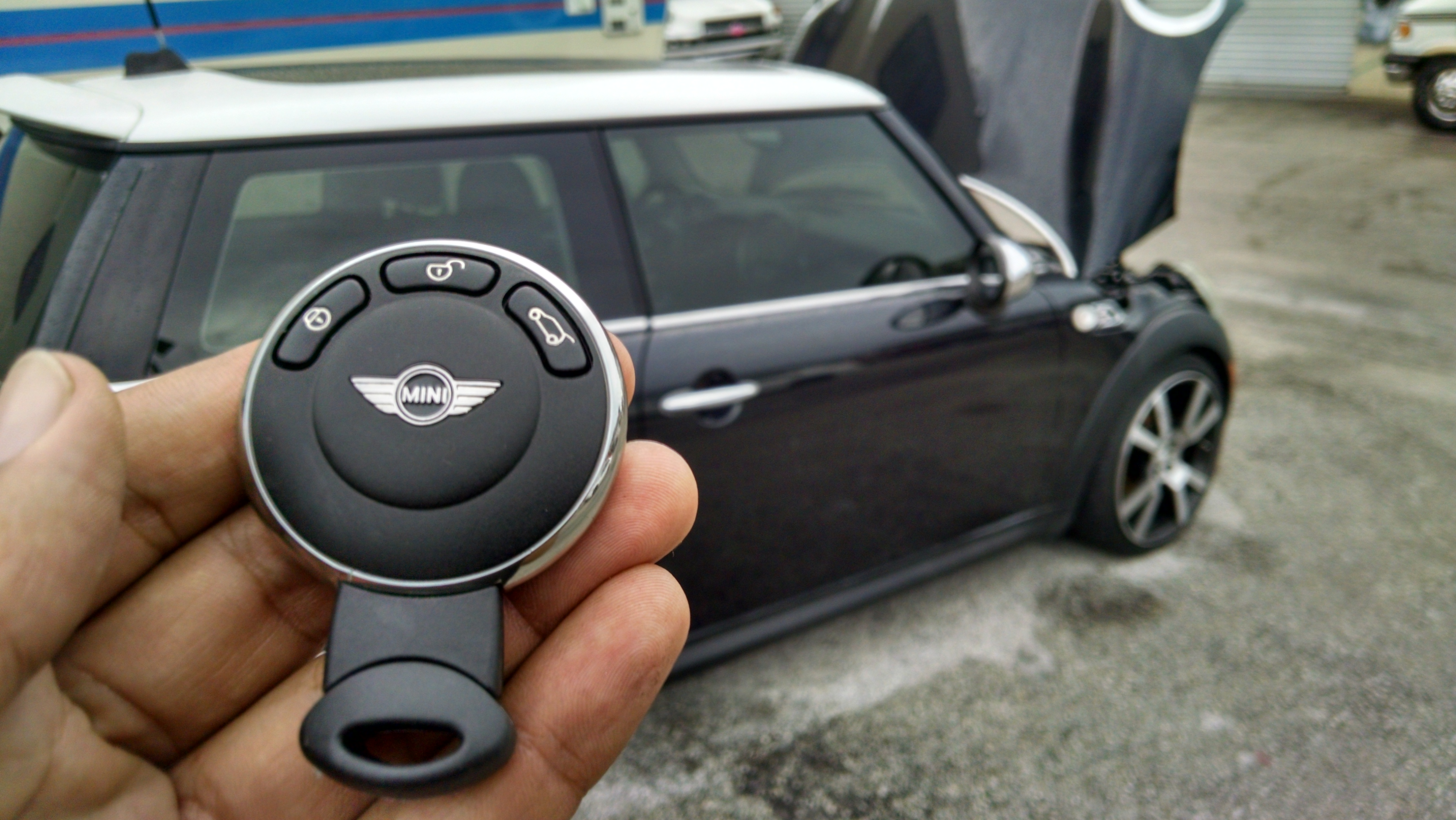 how to order a new car key